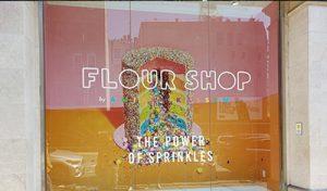 Promotional window Graphics