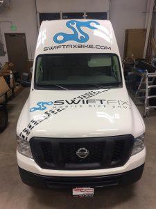 custom vehicle graphics